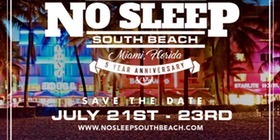 No Sleep South Beach